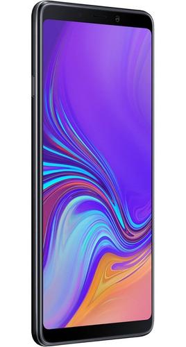 samsung galaxy a9 2018 128gb ram 6gb libre fabrica - negro
