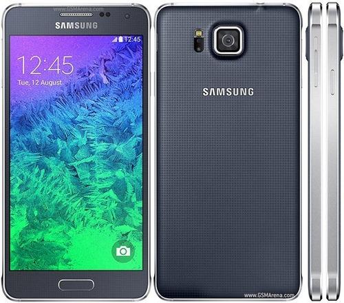 samsung galaxy alpha g850 32gb 4g com nota fiscal garantia