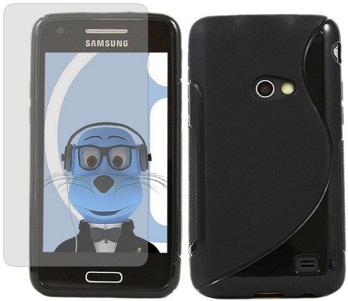 samsung galaxy beam i8530 forro estuche funda case cover gel
