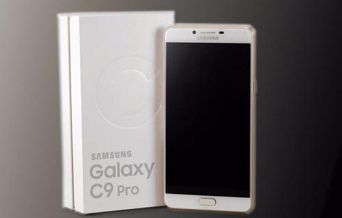 samsung galaxy c9 pro cajas selladas garantia tiendas