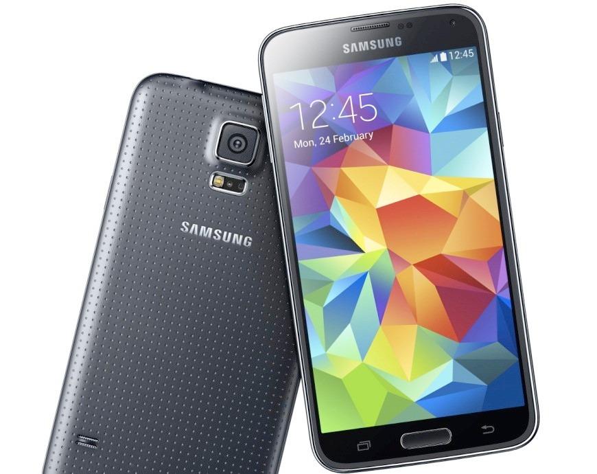Mlm 540969143 Celular Samsung Galaxy S5 Negro 16gb Android Sp Jm