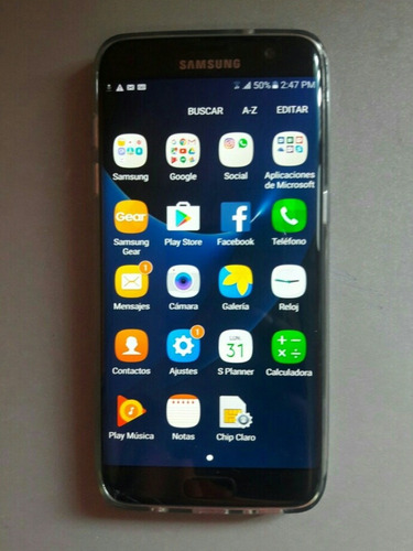 samsung galaxy edge s7 venta ocambio por iphone