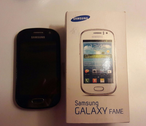 samsung galaxy fame  personal