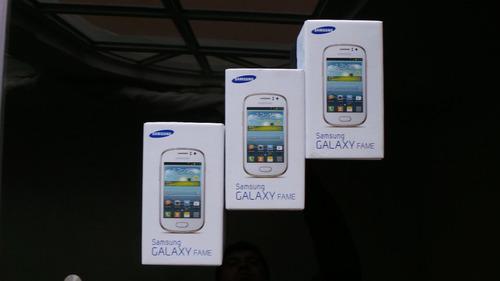 samsung galaxy fame telcel 4gb 5mp nuevo, envio gratis