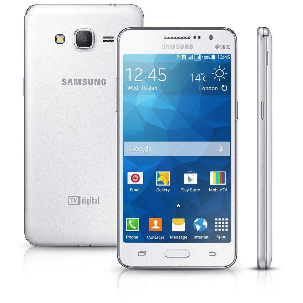 Samsung Galaxy Gran Prime Sm-g530bt Tv - Novo Open Box