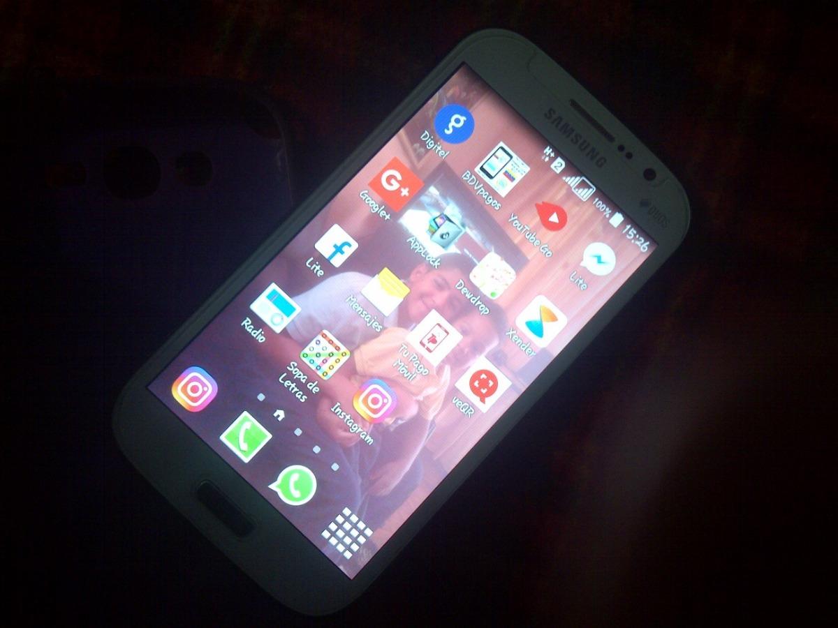 Samsung Galaxy Grand Neo Plus Gt I9060i Bs 14000 En Mercado Libre Cargando Zoom