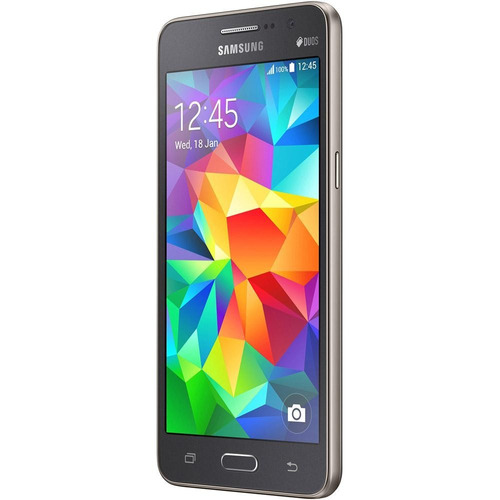 samsung galaxy grand prime duos câmera 8mp, android 5.1.