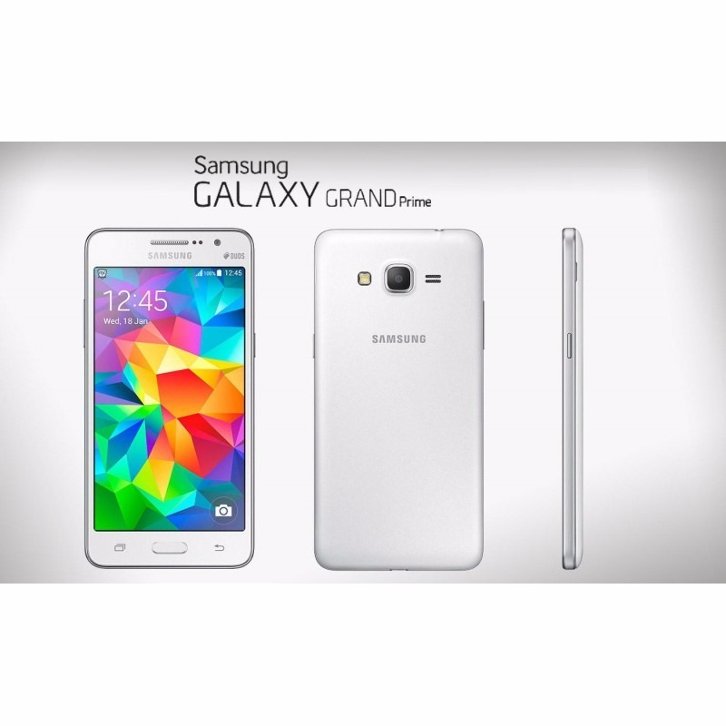 Samsung Galaxy Grand Prime Plus Sm-g532f 4g 8gb Prata +nf