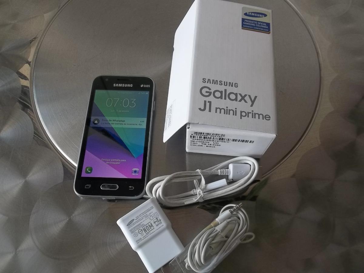 Samsung Galaxy J1 06 Mini Prime Duos Libre 120000 En Mercado Libre