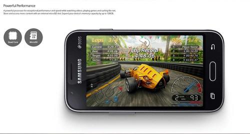 samsung galaxy j1 mini prime android 6.0  8gb nuevos