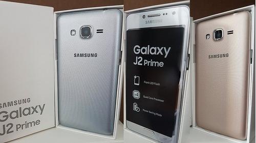 samsung galaxy j2 prime 8mp 1.5gb ram + 1 año de gtía+mica