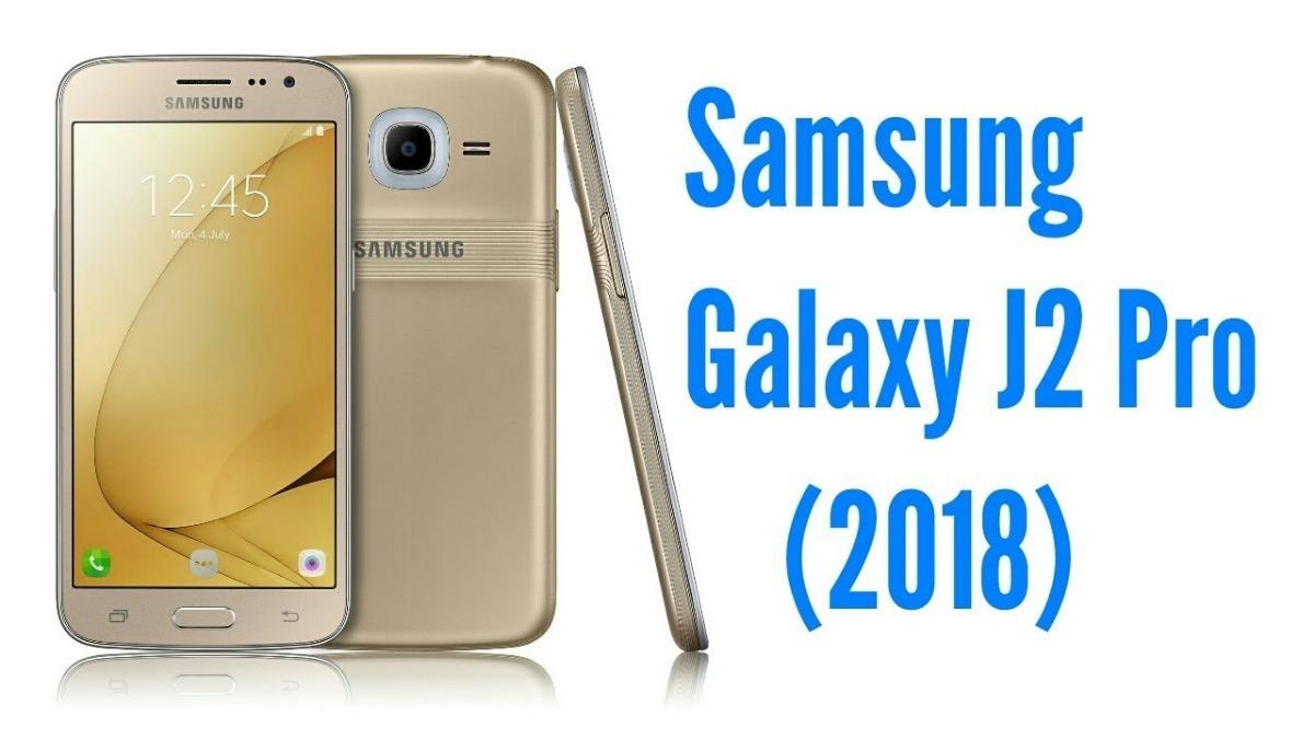 Samsung Galaxy J2 Pro Libre Cargando Zoom