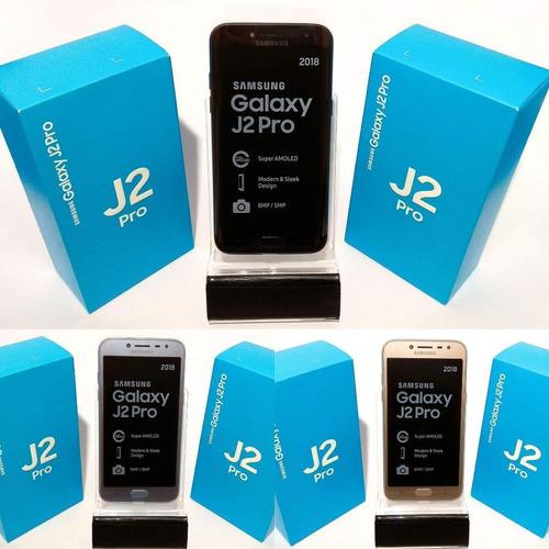 samsung galaxy j2 pro originales sellados de paquete libres