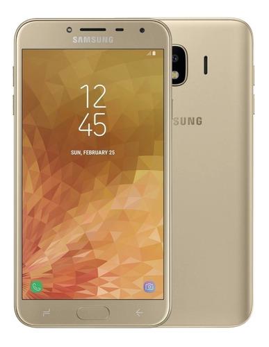samsung galaxy j4 2018 32gb sellado libre fabr- gold y black