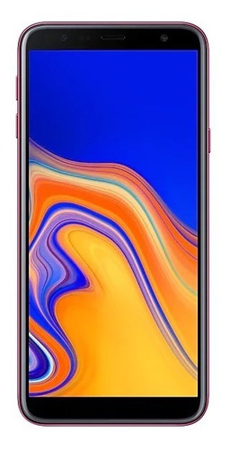 samsung galaxy j4 plus + funda gradation cover de regalo