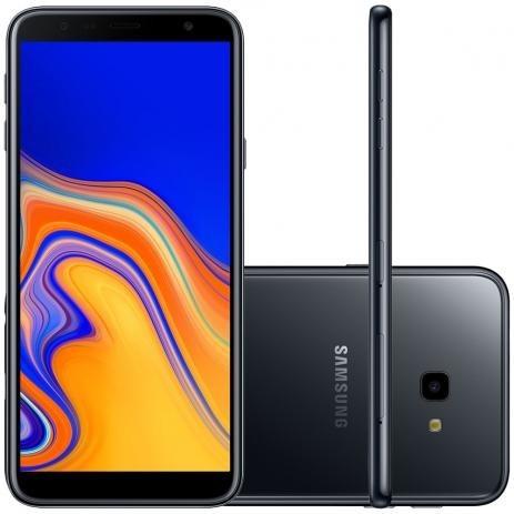 a3362ef38 Samsung Galaxy J4 Plus Preto 32gb 2gb Ram 6 Câmera De 13mp - R  674 ...