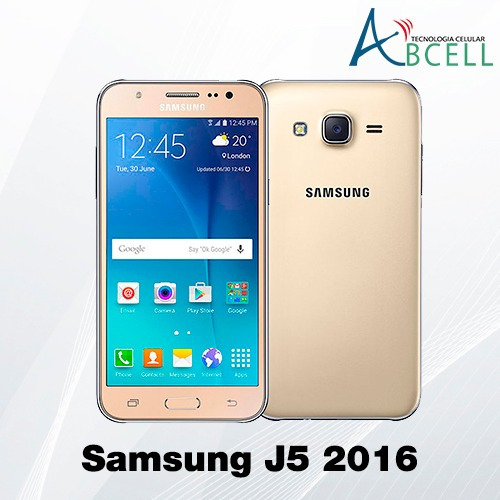samsung galaxy j5 (2016)  / nuevos con garantía / libre