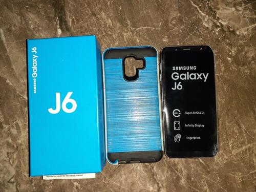 samsung galaxy j6 32 gb dorado