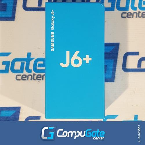 samsung galaxy j6 plus j6+ 4g 3 gb ram 32gb doble camara