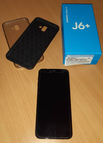 samsung galaxy j6 plus j6+ 4g 3 gb ram 32gb doble camara