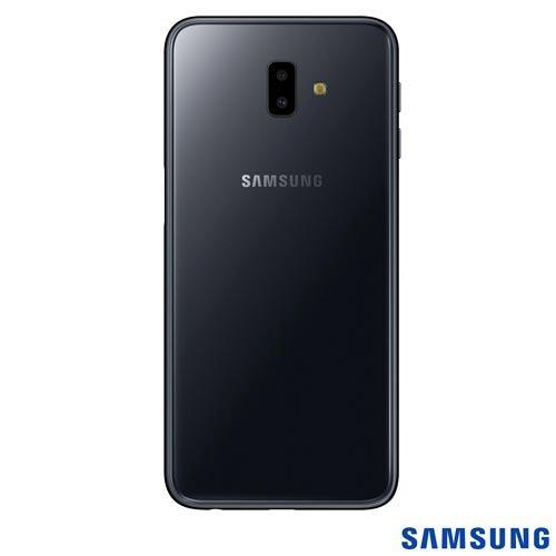 samsung galaxy j6+ tela 6 4g 32 gb 13 mp+ 5mp sm-j610gzkjzto