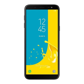 Samsung Galaxy J6 Tv Dual Sim 32 Gb Preto 2 Gb Ram