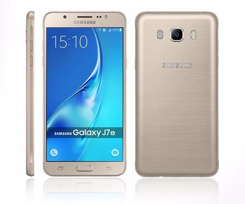 samsung galaxy j7 2016 2ram 16gb + lamina vidrio+tienda