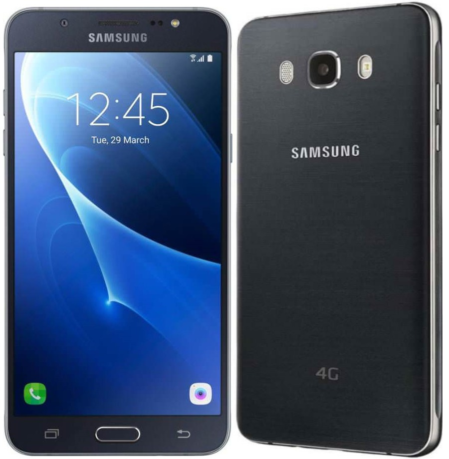 Samsung Galaxy J7 2016 Dual 4g 55p 13 5mp 16 2gb Negro