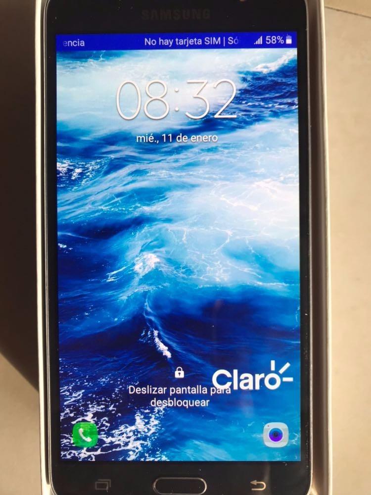 20f8b12cac5 Samsung Galaxy J7 2016 Negro - 16gb - Liberado - $ 4.999,00 en ...