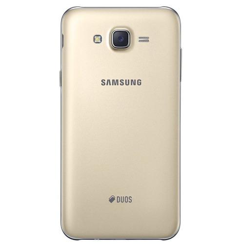 samsung galaxy j7 dourado bom seminovo c/ garantia e nf
