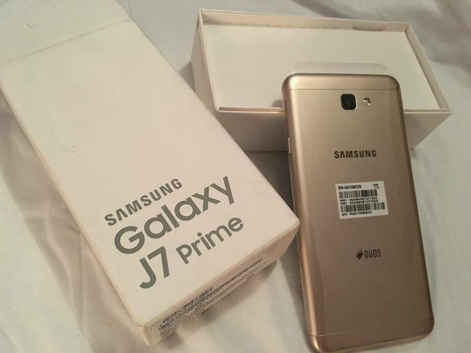 4ec7530344 samsung galaxy j7 prime 32 gb blanco con dorado. Cargando zoom.