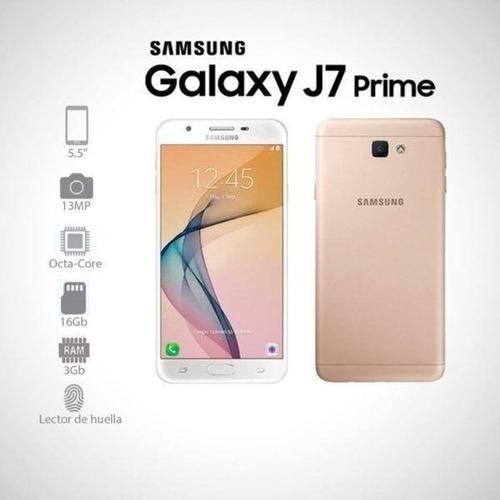 samsung galaxy j7 prime 4g 16gb octacore libre gtia envios/c