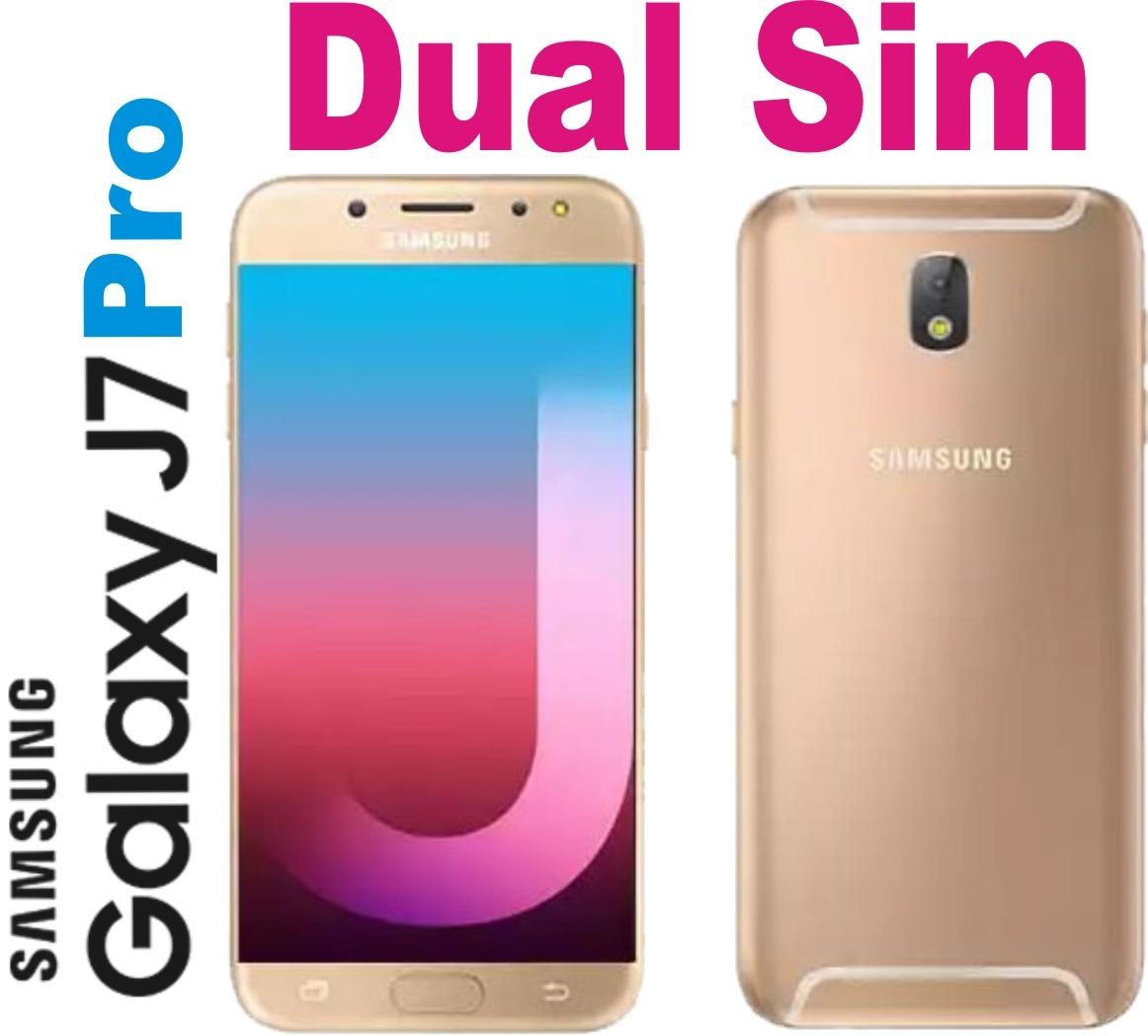 b0f97211a6 Samsung Galaxy J7 Pro 32gb Dual Sim 3gb Ram Full Metal 2018 ...