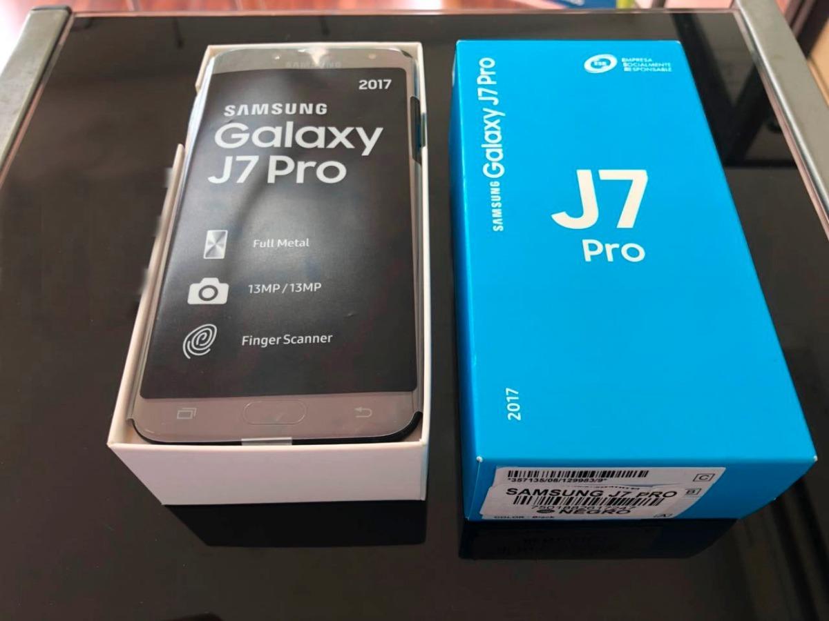 Samsung Galaxy J7 Pro - $ 4,700.00 en Mercado Libre