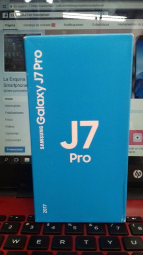 samsung galaxy j7 pro dual sim 32gb libres / nuevos