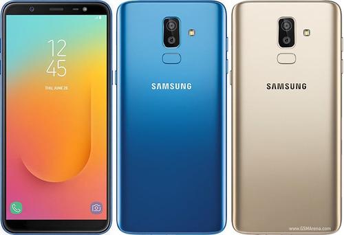 samsung galaxy j8 64gb + 32gb gratis avenida tecnologica