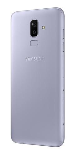 samsung galaxy j8 prata 64gb and 8.1 6' octa-core 1.8ghz 4g