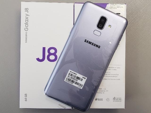 cba64a6e6cb66 Samsung Galaxy J8 Sm-j810m 64gb+4gb Lte 6.0 16mp/5mp+16m - $ 18.620 ...