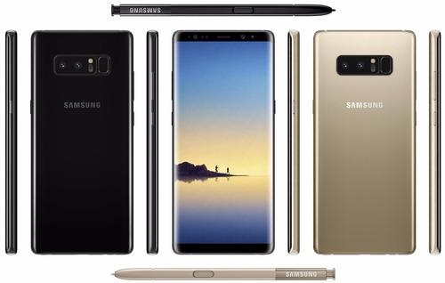 samsung galaxy n8 64gb dual 12mpx 6.3p 6 ram s amoled tienda