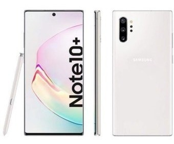 samsung galaxy note 10 plus l/fáb. 256gb 12gb colores sellad