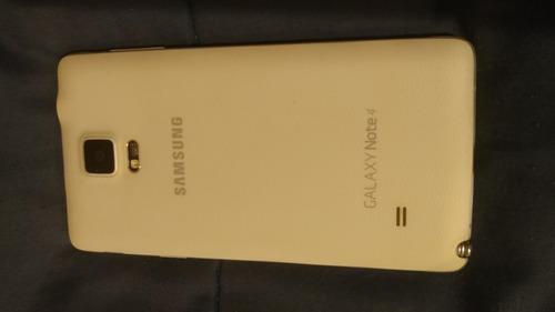 samsung galaxy note 4 32gb 4g lte libre! bateria anker!