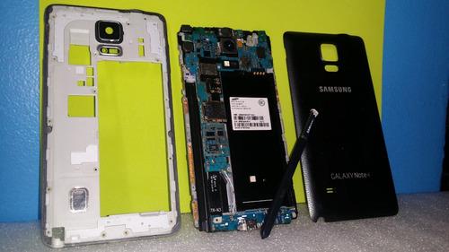 samsung galaxy note 4 para reparar o repuestos sin pantalla