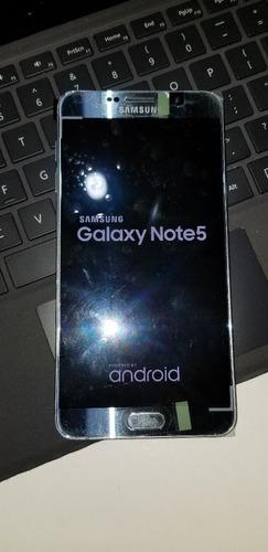 samsung galaxy note 5, 32gb silver, dual sim liberado