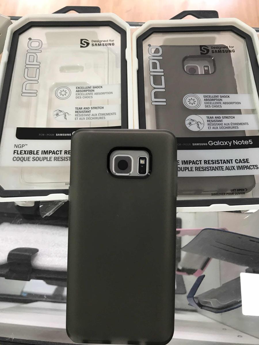 brand new d48ca 6d6c2 Samsung Galaxy Note 5 Case Estuche Incipio