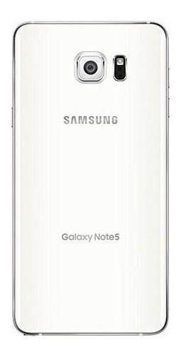 samsung galaxy note 5 sm-n920a desbloqueado 64 gb blanco