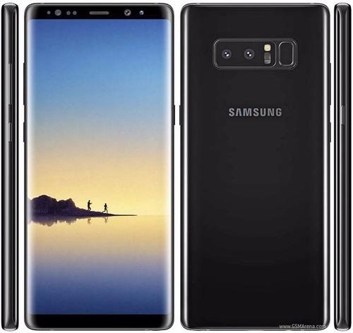 samsung galaxy note 8 4g 6.3' dual sim 64gb 6gb ram iris id
