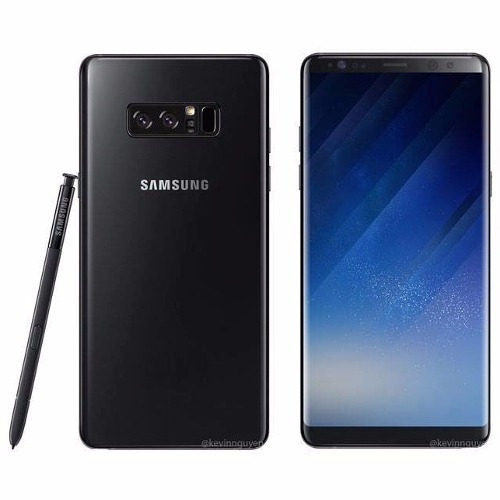 samsung galaxy note 8 6gb ram 64gb 3300 mah android 7.1.1