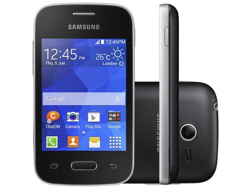 samsung galaxy pocket 2 duos g110 - android 3g - de vitrine