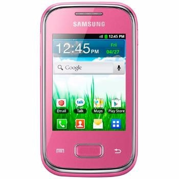 samsung galaxy pocket- oportunidad (sin cargador)
