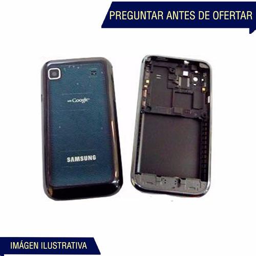 samsung galaxy s: carcasa y tapa trasera s i9000 / i9001